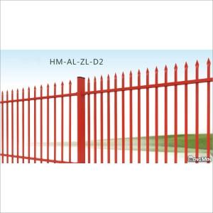Hàng Rào Hợp Kim Nhôm HM-AL-ZL-D2