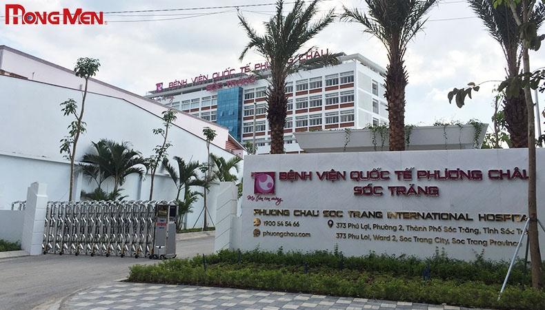 Bệnh viện Quốc tế Phương Châu- Sóc Trăng