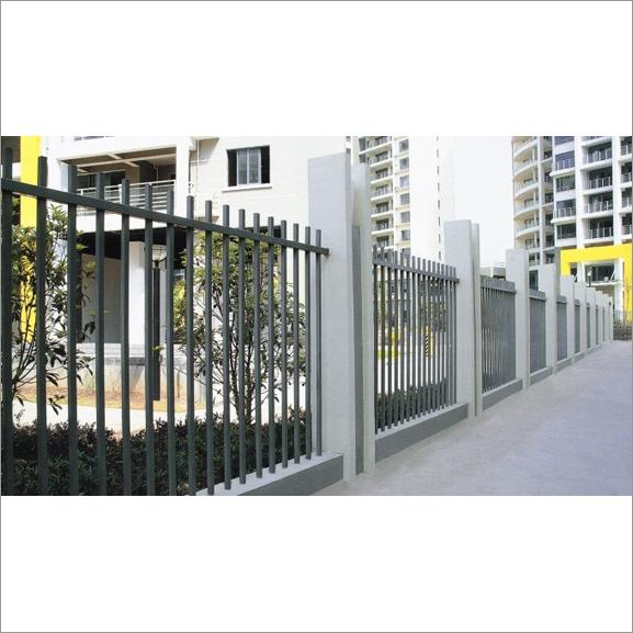 Bí quyết lựa chọn màu sắc cho hàng rào sắt mỹ thuật