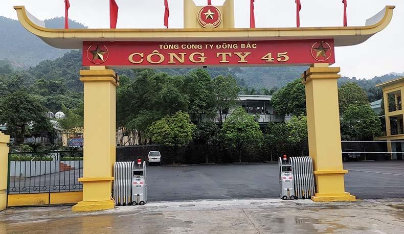 Công ty TNHH một thành viên 45 - Tổng Công ty Đông Bắc