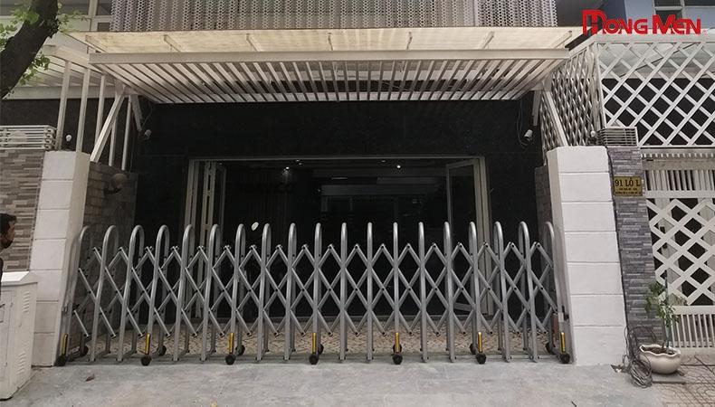 Công ty TNHH TM-DV xây dựng Trần Việt