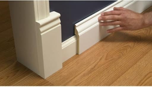 Nên làm len chân tường cao bao nhiêu?