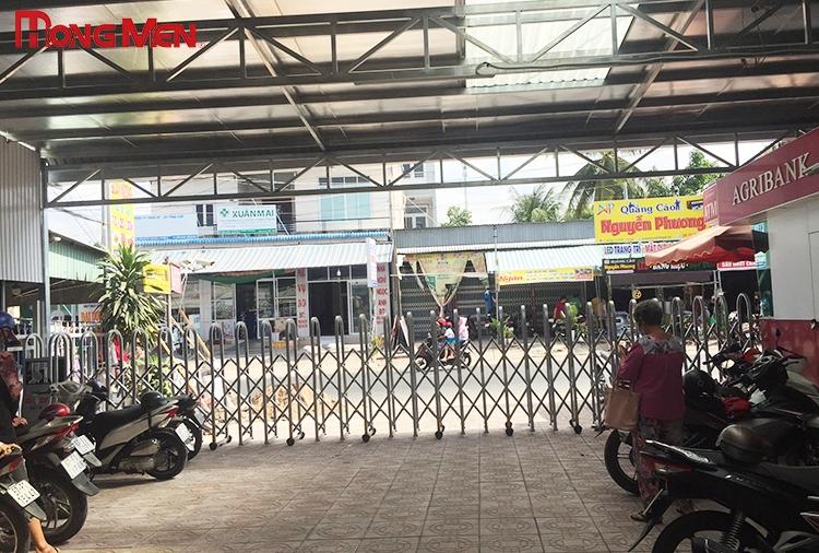 Ngân hàng Agribank Tịnh Biên - An Giang