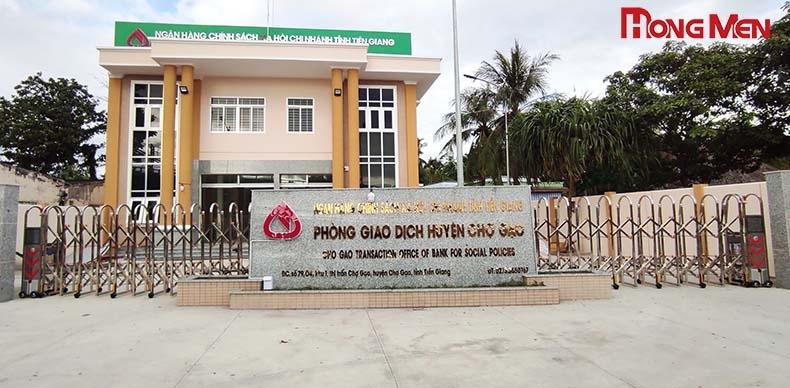 Ngân hàng chính sách xã hội chi nhánh Tiền Giang