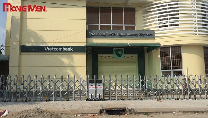 Ngân hàng Vietcombank Thoại Sơn- An Giang