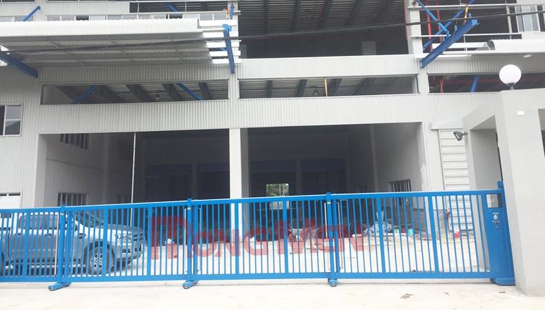 Nhà máy Công ty TNHH Crecimiento Industrial Việt Nam- Bình Dương