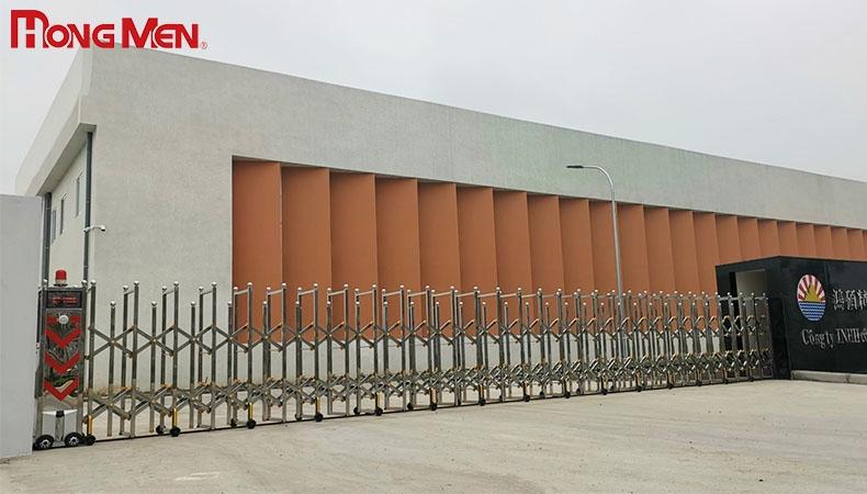 Nhà máy Hotron Việt Nam- Hà Nam