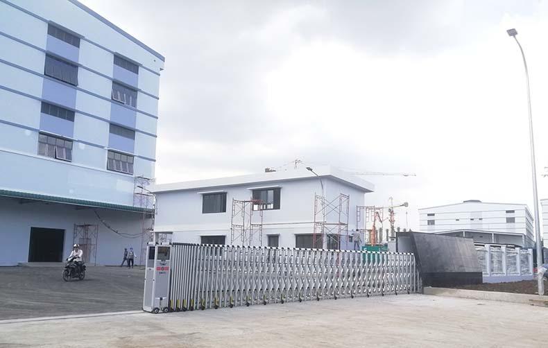Nhà xưởng kho KCN Tân Thuận- Q7- TP HCM