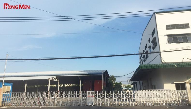 Nhà xưởng Khu chế xuất Tân Thuận- Q7- TPHCM