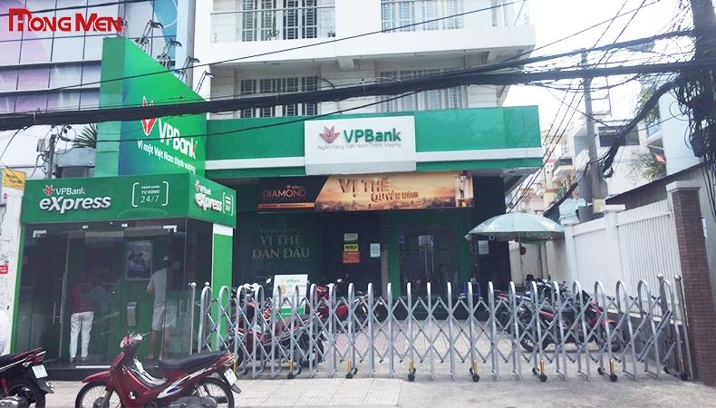 PGD VPBank Huỳnh Tấn Phát- Q7- TPHCM