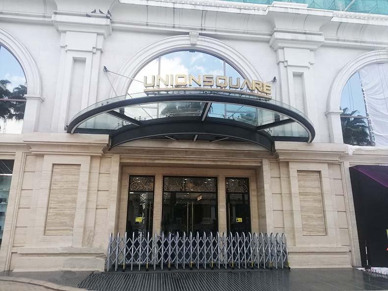 Trung tâm Thương mại Union Square - TP HCM