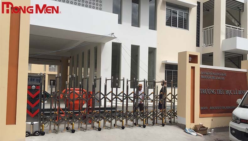 Trường Tiểu học Lê Bình 2- Quận Cái Răng- Cần Thơ
