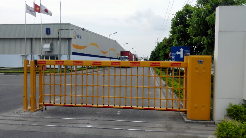 Barrier Rào Tự Động Hồng Môn (HongMen)
