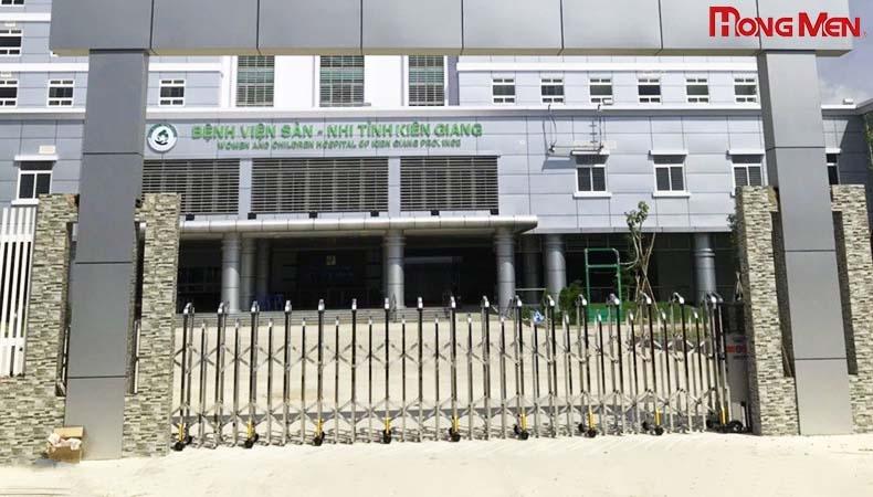 Bệnh viện Sản - Nhi tỉnh Kiên Giang