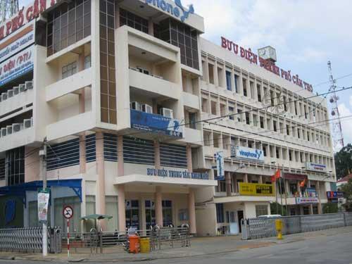 Bưu điện Trung Tâm Thành Phố Cần Thơ