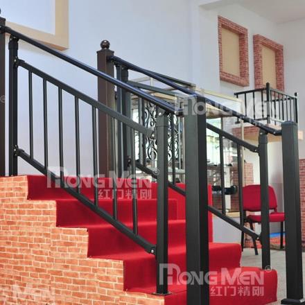 Chiều cao tay vịn cầu thang bao nhiêu là an toàn?