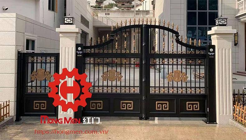 Cổng nhôm đúc và cổng gang đúc khác nhau như thế nào?