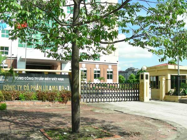 Công ty Cổ phần LILAMA 69-1 - Lý Thái Tổ - Bắc Ninh