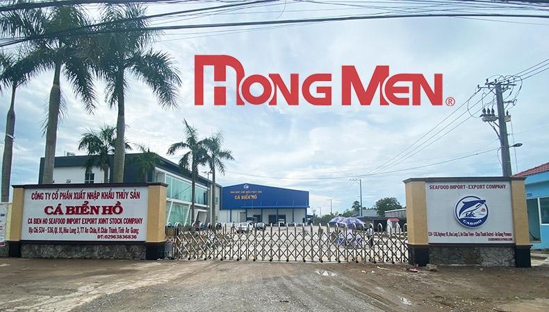 Công ty Cổ phần XNK Thủy sản Cá biển hồ- An Giang