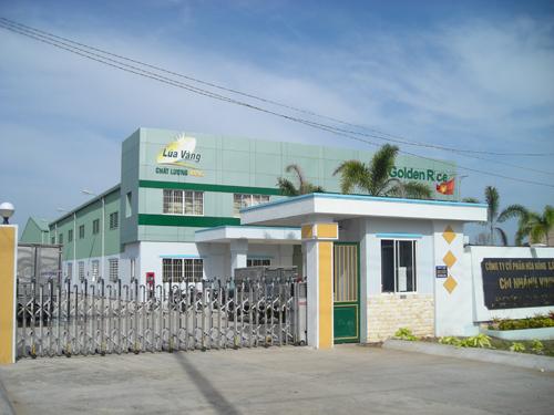 Công ty CP Hóa Nông Lúa Vàng (golden rice) - CN Vĩnh Long
