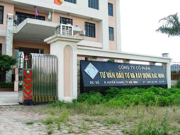 Công ty CP Tư Vấn Đầu Tư XD Bắc Ninh - Huyền Quang - TP Bắc Ninh