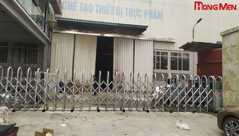 Công ty TNHH Cơ nhiệt điện lạnh Bách Khoa