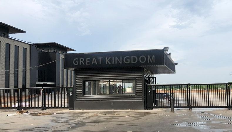 CÔNG TY TNHH GREAT KINGDOM GIANG ĐIỀN