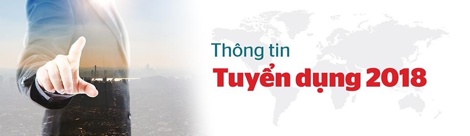 Công Ty TNHH Hồng Môn Tuyển Dụng Năm 2018