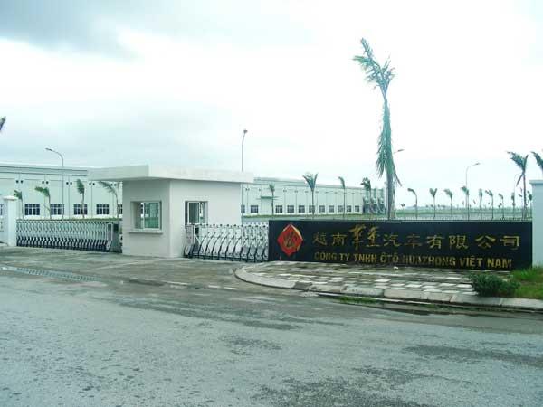 Công ty TNHH Ô tô HuaZhong Việt Nam - KCN Đồ Sơn - Hải Phòng