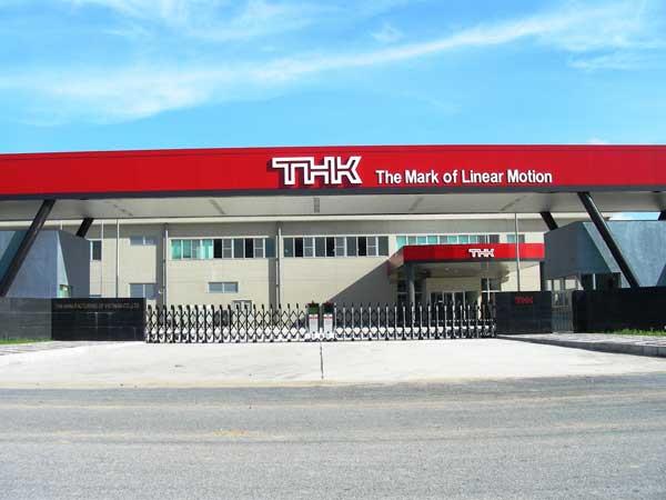 Công ty TNHH THK Manufacturing VIỆT NAM - KCN Tiên Sơn - Bắc Ninh