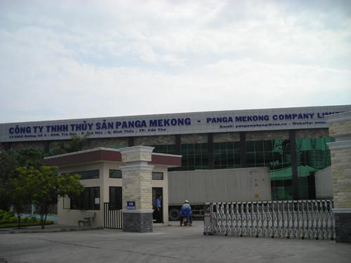 Công ty TNHH Thủy Sản Panga Mekong - Cần Thơ