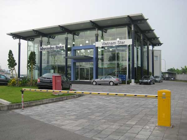 Công ty Việt Nam Star - Đại lý Ô tô Mercedes Benz