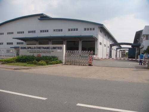 Dunlopillo Việt Nam Limited - KCN VSIP - Bình Dương