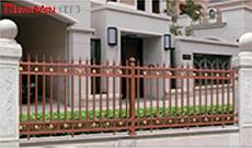 Hàng rào hợp kim nhôm đúc HongMen có gì khác biệt?