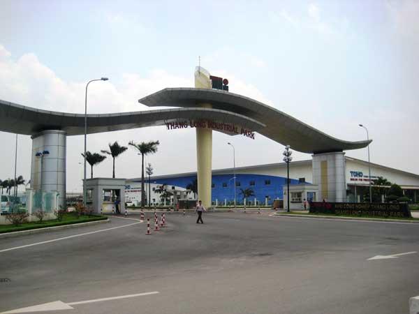 KCN Bắc Thăng Long - Hà Nội