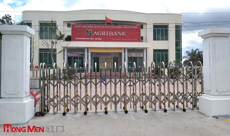 NGÂN HÀNG AGRIBANK PHÚ TÂN- CÀ MAU