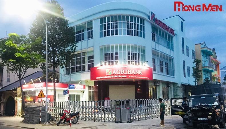 Ngân hàng Agribank Thị Xã Hà Tiên Kiên Giang