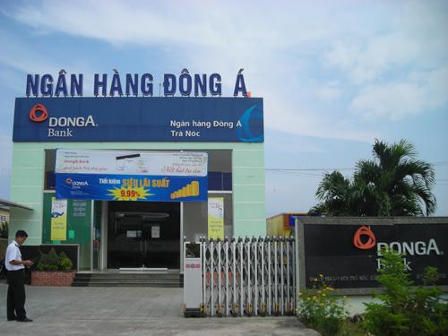 Ngân hàng Đông Á - CN Trà Nóc - Cần Thơ
