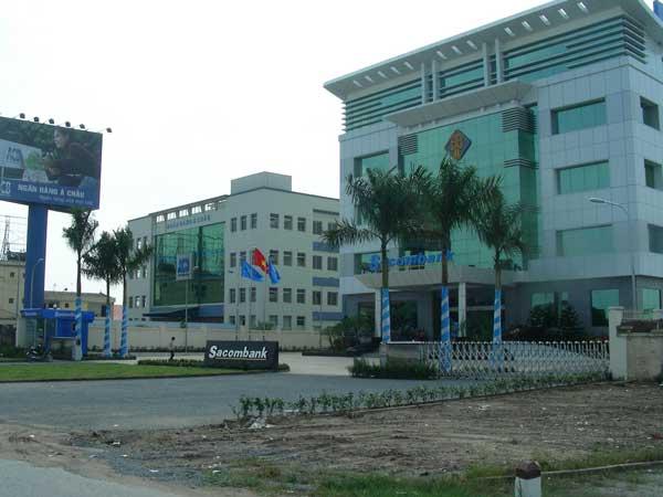 Ngân Hàng Sacombank - Mỹ Hào - Hưng Yên