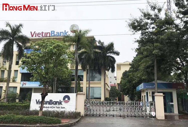 Ngân hàng Vietinbank Chi nhánh KCN Tiên Sơn