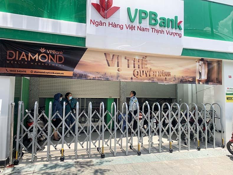 Ngân hàng VPBank CN Bình Phú- Q6- TP HCM