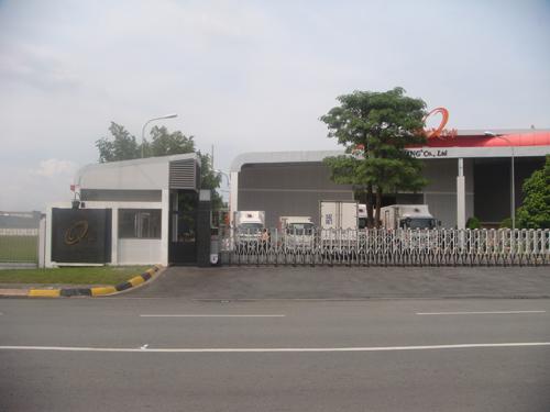 Nhà Máy QCafe - KCN VSIP - Bình Dương