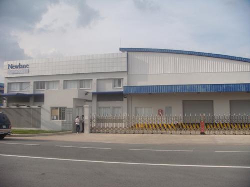 Nhà xưởng Newlane VN - KCN VSIP II - Bình Dương