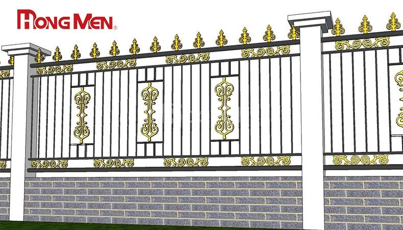 Những điều nên tránh khi xây dựng hàng rào