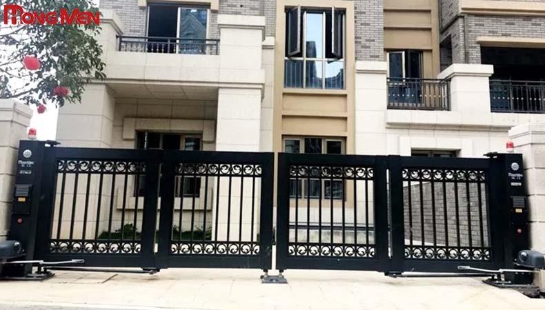 Những nguyên tắc cơ bản trong thiết kế cổng hiện đại