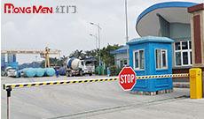 Quy trình lắp đặt barrier chắc chắn, chuyên nghiệp