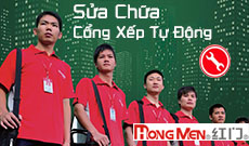 Sửa Chữa Cổng Xếp Tự Động | HongMen