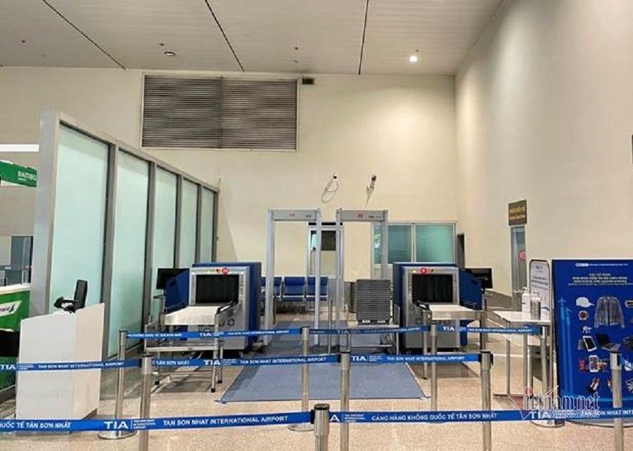 Tại sao phải lắp đặt cổng từ an ninh tại sân bay?