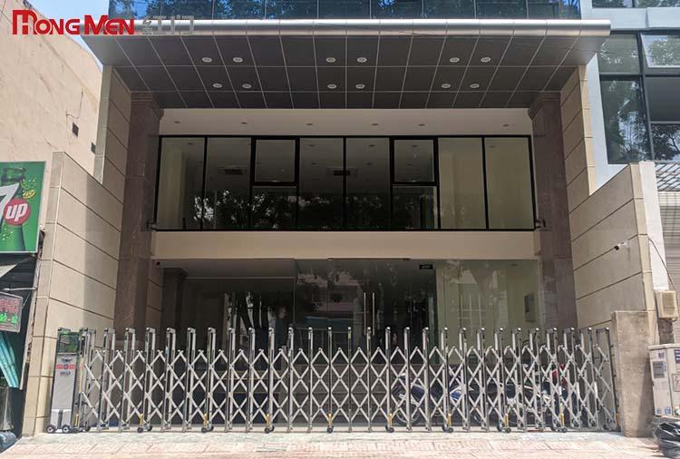 Tòa nhà văn phòng kết hợp nhà ở tư nhân
