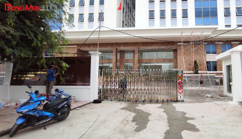 Trụ sở 8 ban ngành xã Đạo Thạnh, TP Mỹ Tho, Tiền Giang